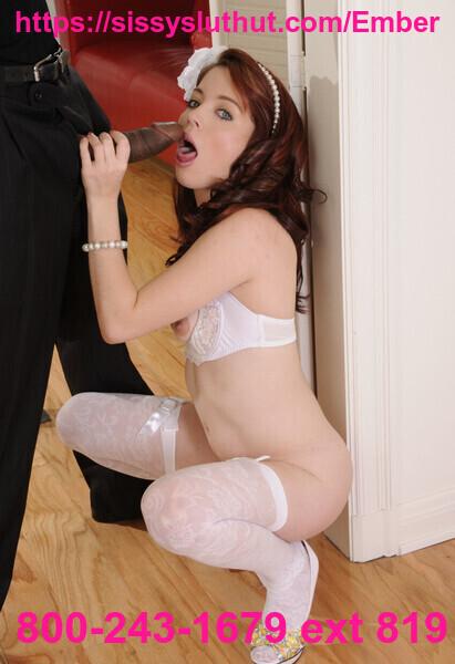 BBC sissy trainer